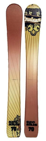 70cm Eco Cruiser Jr. Blem Skis, Ski Blades, Ski Board.
