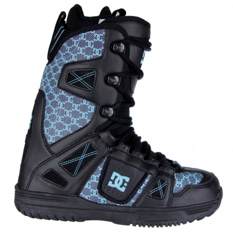 DC Phase Womens Lace Stock Liner Snowboard Boots Size 7 Glacier.