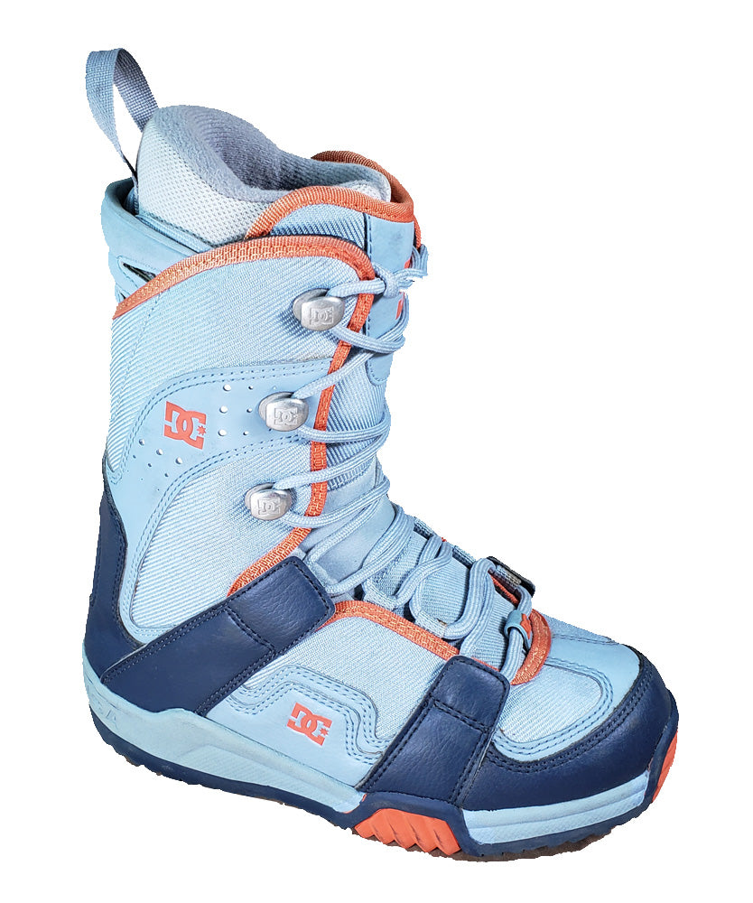 DC Phase Womens Blem Snowboard Boots Size 5L-Euro 36 .