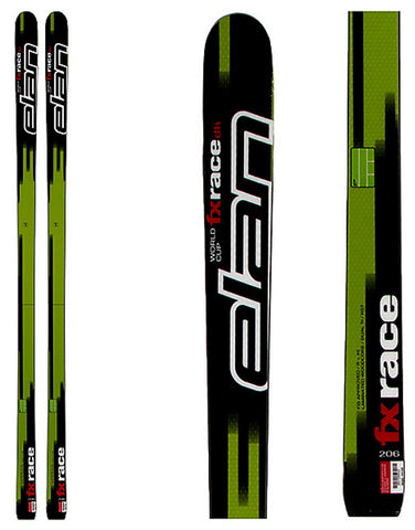 Elan Fx Race DH No Plate 211cm Men's Skis