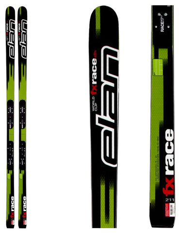 Elan FX Race DH Plate 211cm Men's Skis