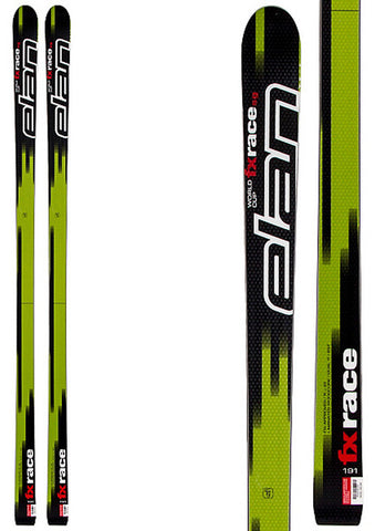 Elan Fx Race sg. No Plate 181cm Men's Skis R29 radius
