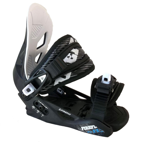 Firefly Cruising Jr snowboard bindings junior Kids Youth Blue black Xs -small