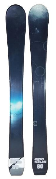 80cm Eco Forest Jr. Blem Skis, Ski Blades, Ski Board.