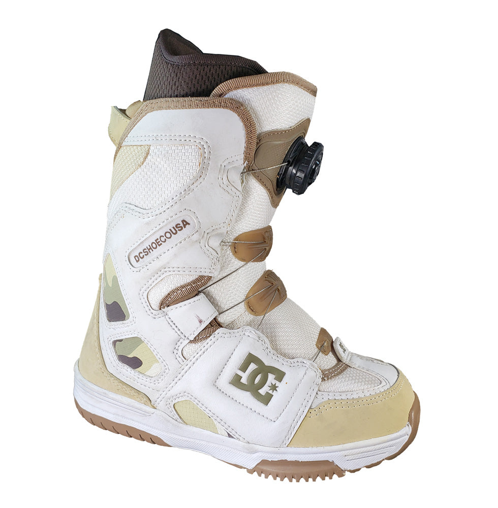 DC Girls Scout Blem Snowboard Girl Boots Size 5L-Euro36.