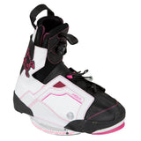Hyperlite Syn DC Shoes Boa Pro Wakeboard Bindings Boots Womens Girls S M 5-7 2nd