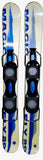 89cm Magic Fly Skiboards snowblades mini skis skiblades +Bindings Package Blemished k2-90