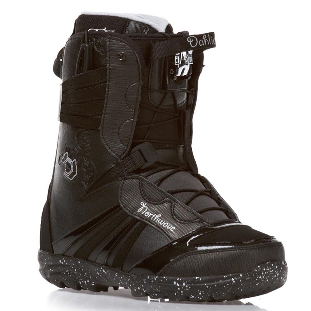 Northwave Dahlia Super Lace Snowboard Boots Black Kids 4