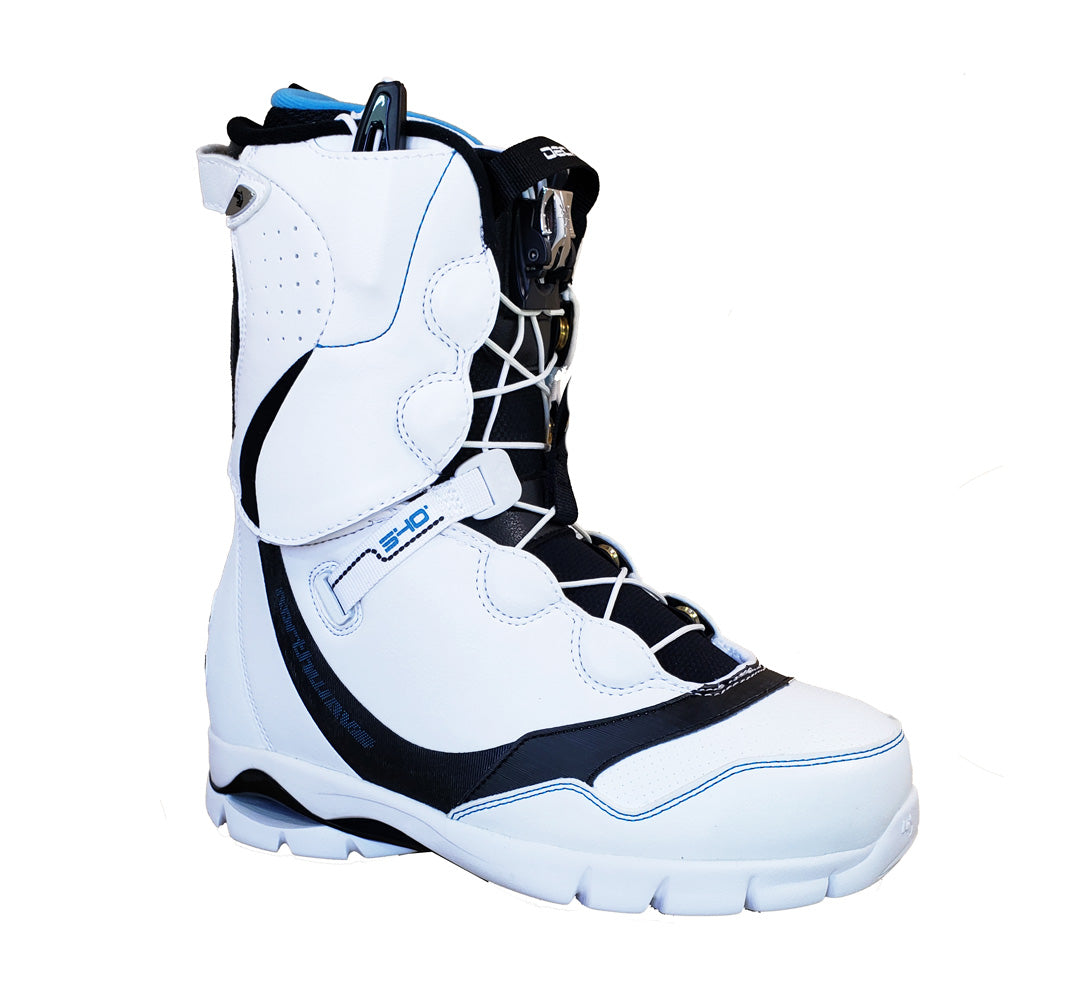 Northwave Decade Sl Super Lace Snowboard Boots White Men Size 8 5 Winter Warehouse