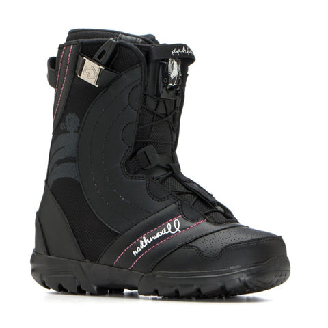 Northwave Dahlia Super Lace Snowboard Boots Black Girls 3.5