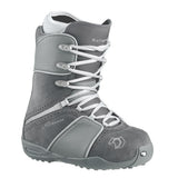 Northwave Eclipse Japan Snowboard Boots Anthracite Gray Womens Size 7.5