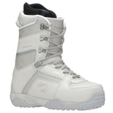 Northwave Freedom Snowboard Boots Off White Silver Men Size 8