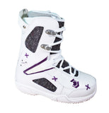 Northwave Freedom Snowboard Boots Blem White Purple, Womens 5.5 Euro 35