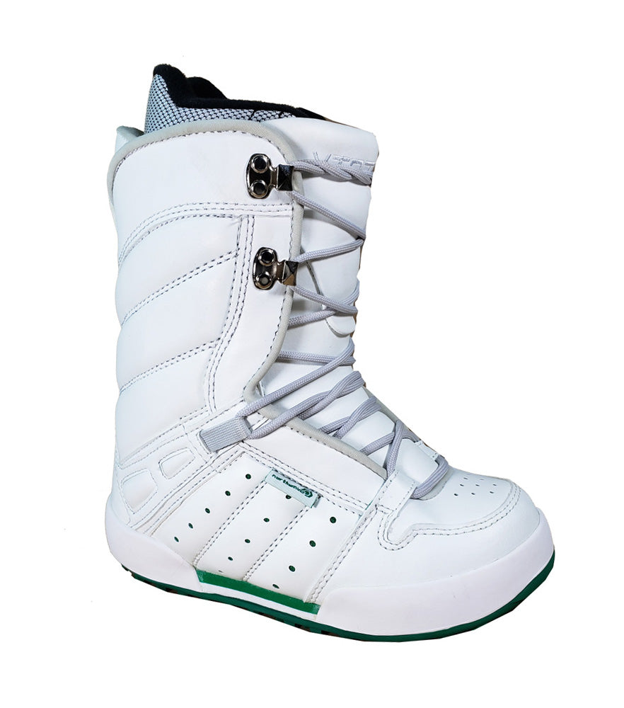 Northwave Vintage Snowboard Boots Blem White Green Womens 6.5