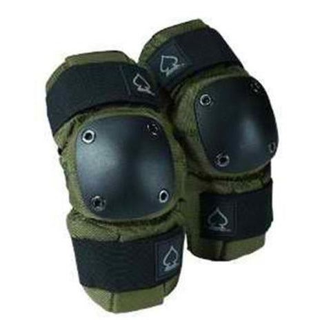 Protec Elbow Pads Skateboard/Snowboard/Scooter/BMX Bike/Roller Skate Small Green
