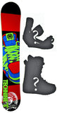 153cm  Technine Mass Appeal Jacks Sneakers Rocker Snowboard, Build a Package with Boots and Bindings