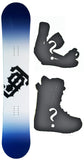 153cm  Technine T9 Rocker Snowboard, Build a Package with Boots and Bindings