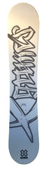 135 138 140cm X-Games Blem Chopper Snowboard Deck