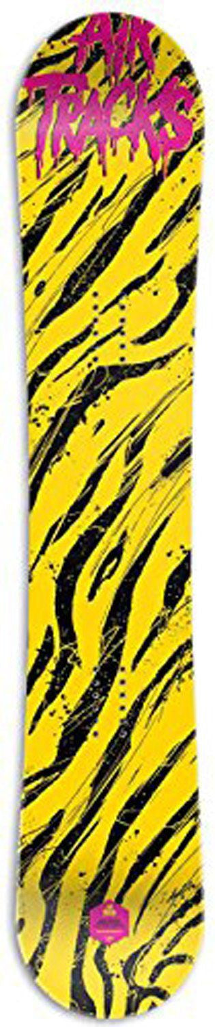 145cm  Airtracks Zebra Cutz Camber Snowboard, Build a Package with Boots and Bindings