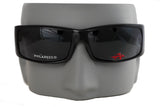 Anarchy Iniquity POLARIZED Sunglasses BLACK shades snowboard ski skateboard