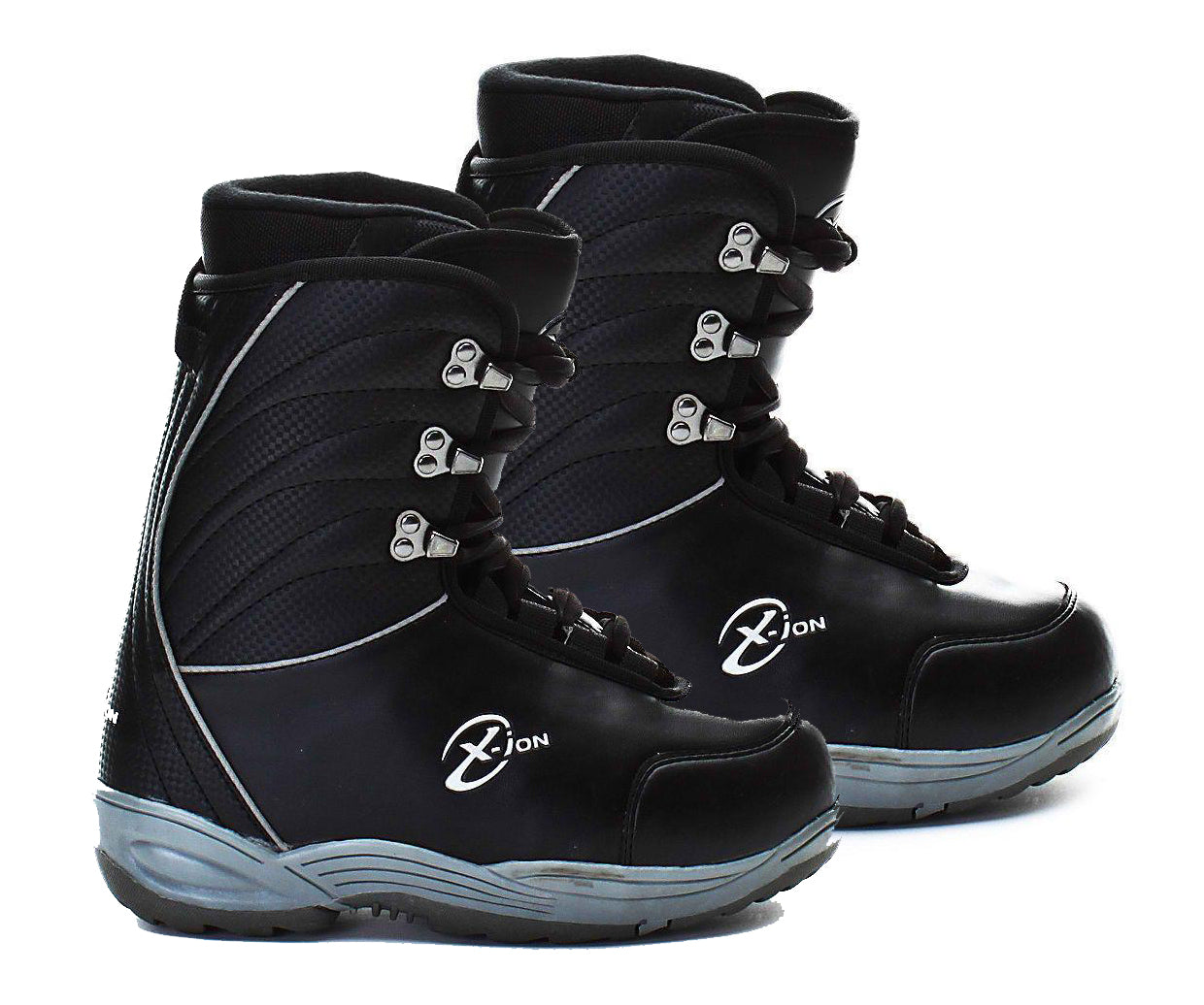 Black Dragon X Ion Womens Snowboard Boots Black sizes 5.5 or 6.5 or 7.5