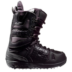 $280 Burton Hail Black Mens Snowboard Boots 9 *NEW BLEM*.