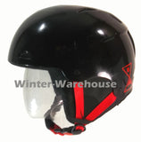 Used Burton Helmet Progression Red Skycap Snowboard Ski  XS S M L XL