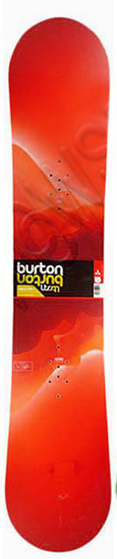 140cm Burton LTR Smoke USED Snowboard As is Rental No Returns