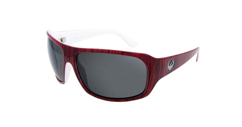 Dragon Brigade Crimson Grain/Gry Sunglasses shades snowboard ski skateboard