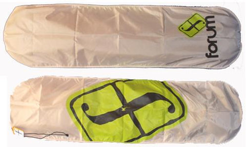 Forum Slip Bag *Blem* Snowboard Bag 163cm White