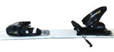 87cm Head BYS Skis And 4.5 Din Bindings Used Kids Youth Package