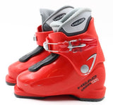 Head Carve HT1 Junior Ski Skiing Boots Mondo 17.5 or 18.5 Youth Kids 11-12.5 USED