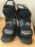 Hyperlite Byerlite Scott Byerly Pro Boa Wakeboard Bindings Men's Size Large 9-11