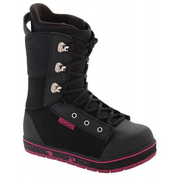 Forum Constant Womens Girls Snowboard Boots Black Size 6