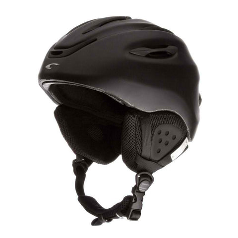 Carrera Airmatic Ski Snowboard Black Helmet youth kids womens xs/xxs