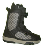 DC Scout Boa Snowboard Boots Mens Size 6 equals Womens 7.5 Espresso