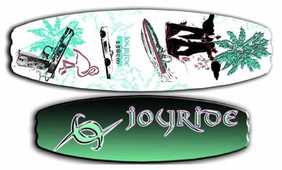 138cm joyride kilo wakeboard deck fin or finless Cyber Monday Sale