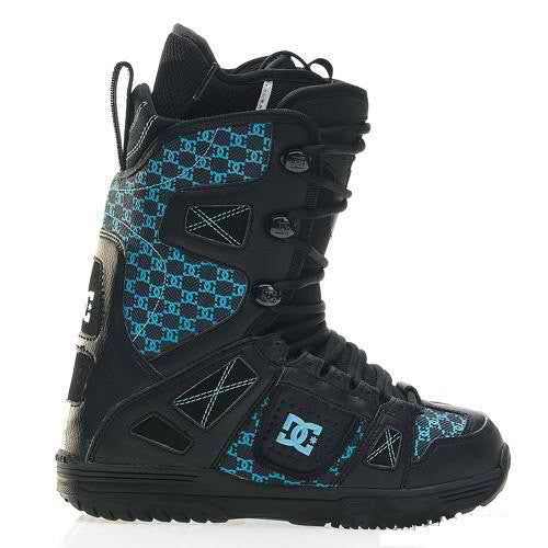 DC Phase Womens Lace Stock Liner Snowboard Boots Size 6 Glacier
