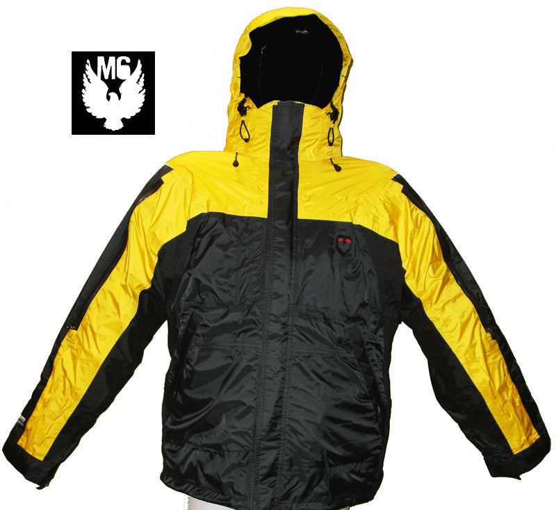 MISSION SIX SCRAPIRON  20,000MM SNOWBOARD JAKET MEDIUM jk3
