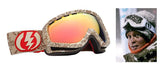 Electric EGK Ikka Backstrom Gold Red Pro Model Goggles Snowboard Ski skiing eg1
