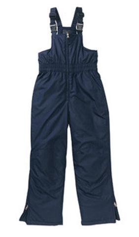 Fader Snowboard Bib Pants Ski Snow Insulated Navy Sml 6-7, Med 8.