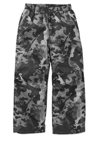 Fader Snowboard Pants Ski Snow Insulated Black Commando 6 7
