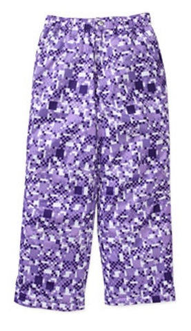 Fader Snowboard Pants Ski Snow Insulated Purple kids youth XS 4-5,S 6-6x,M 7-8,L 10-12.