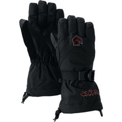 Burton Kids Small Adult Snowboard gloves XL Black