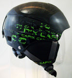 Capix Elite Grom/Kids Kids Helmet Black snow, skate, wake, bike