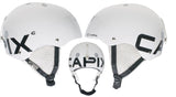 Capix Shorty Grom/Kids Kids Helmet White  snow, skate, wake, bike