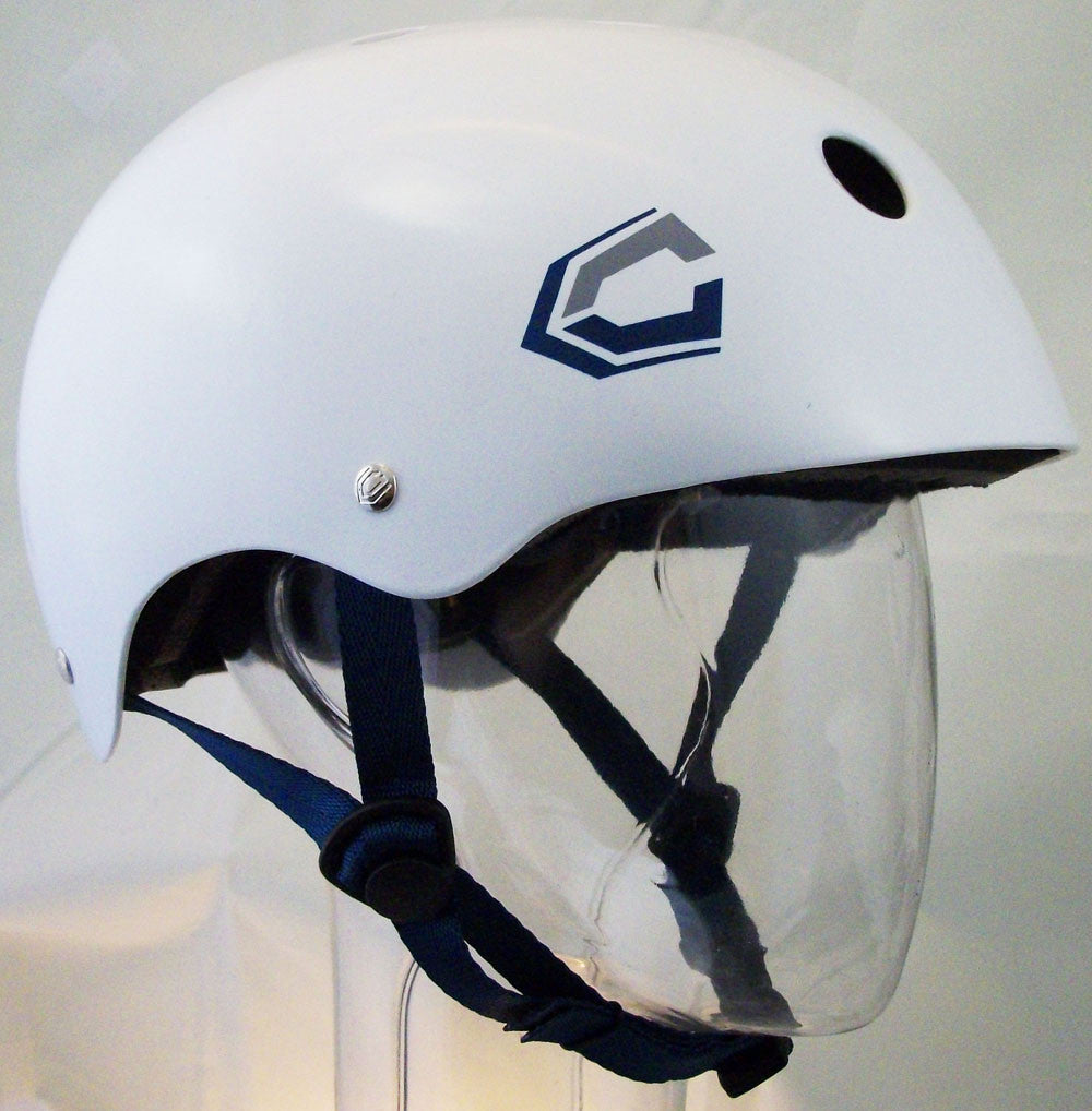 Capix Wake-Opener Large Mens Helmet White  snow, skate, wake, bike