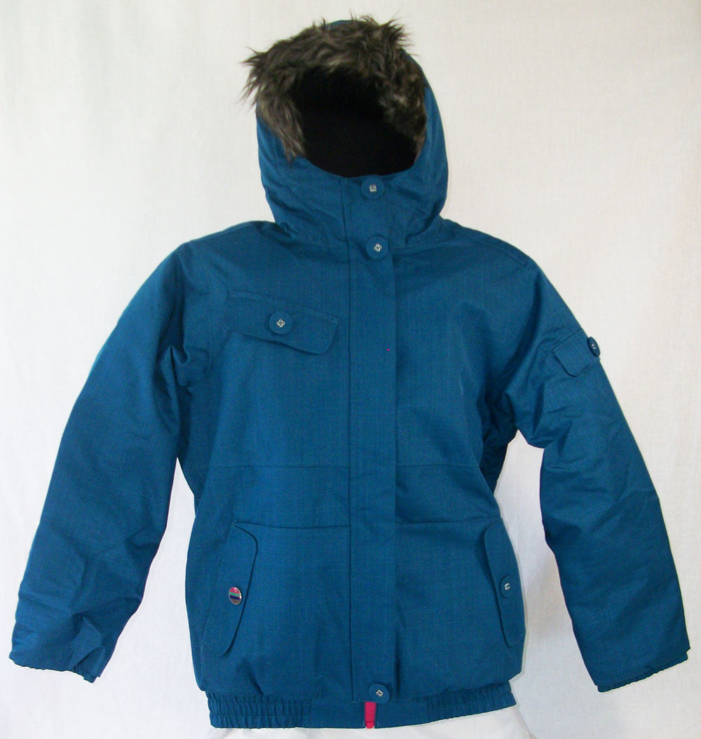 Firefly Lana Girls Snowboard Ski Jacket Ink Blue Medium