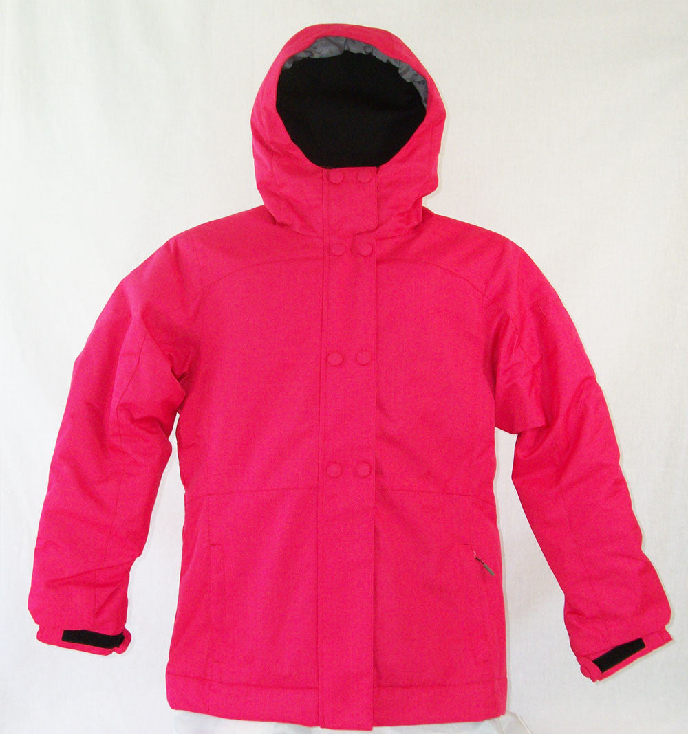 Firefly Star Girls Snowboard Ski Jacket Raspberry Medium