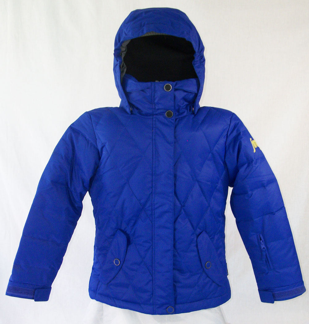 Firefly Stratus Girls Snowboard Ski Jacket Ink Blue Medium